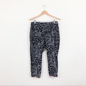 torrid Pants - Torrid Active Ikat Print Cropped Leggings Sz 2